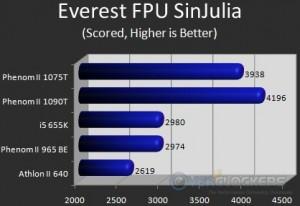 Everest FPU SinJulia