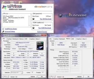 WPrime 32M @ 4.3 GHz