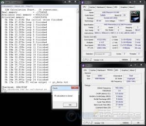 Super Pi 32M at 4133 MHz