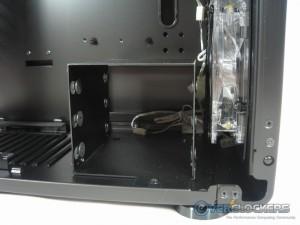 Bottom HDD Rack
