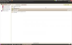 Ubuntu Tweak Search