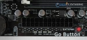 LEDs and GO/MemOK Button