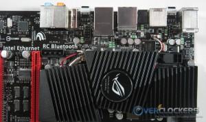 NB / MOSFET Heat Sink