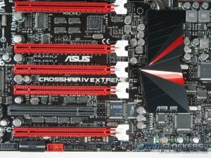 Five PCIe Slots