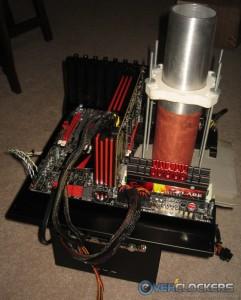 CPU Pot Installed