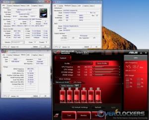 4.5 GHz Screenshot