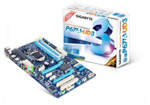 Gigabyte P67A-UD3