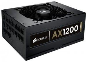 Corsair AX1200 Power Supply (Courtesy Corsair)