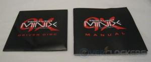 Manual and driver cd