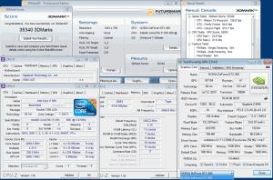 X58A-UD7 3DMark05 35340