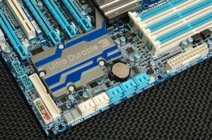X58A-UD7 Internal SATA Ports