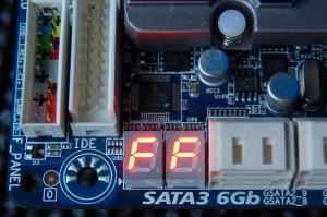 X58A-UD7 Debug LEDs