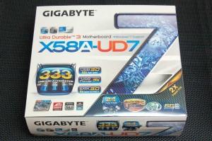 Gigabyte X58A-UD7 Retail Box