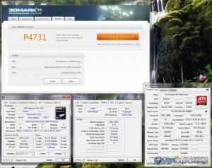 CPU at 4.26 GHz, GPU overclocked
