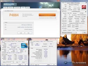 CPU at 4 GHz, GPU overclocked