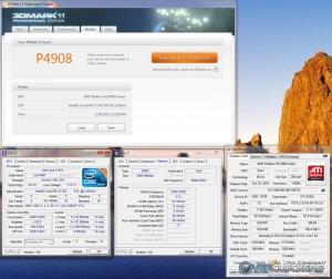CPU at 4.4 GHz, GPU overclocked