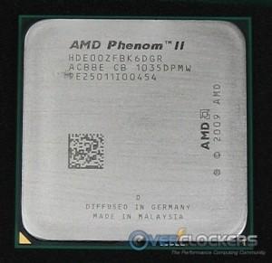 AMD 1100T