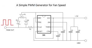 Nidec's Simple PWM Circuit