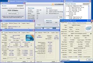 3DMark05 on IGP