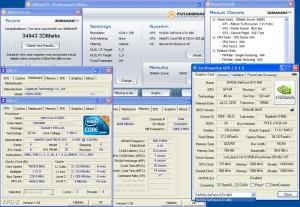 3DMark05 with external GPU