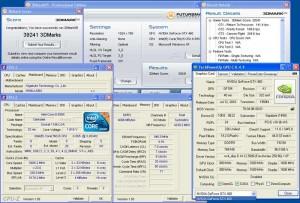 OC for 3DMark05 (phase)