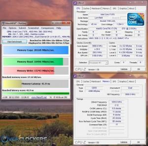 Maxxmem - 870 @ 4.0 GHz / DDR3-2400