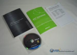 Manual, QuickStart Guide & DVD