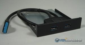 USB 3.0 Front Panel Unit