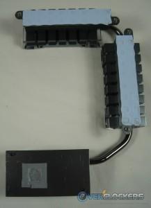 Heatsink Assembly Removed