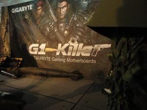 G1-Killer Backdrop
