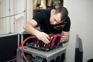 V2-V3 installing the Ares