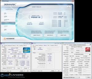 3DMark Vantage at 5.4 GHz
