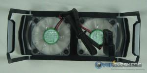 Assembly 5 cm Fans