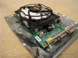 Has VGA, DVI, and HDMI ports