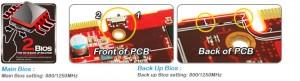 Dual BIOS Switch (Courtesy PowerColor)