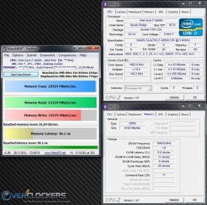 G.Skill RipJaws DDR3-2133 at 9-11-9-28
