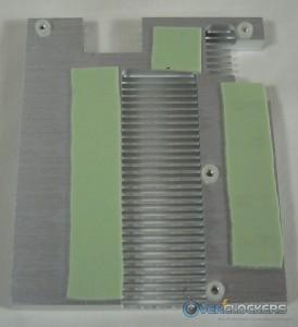 X580 RAM Heatsink
