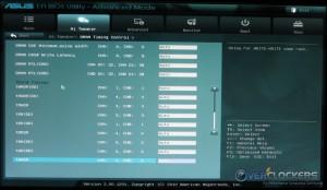 DRAM Timing Control II