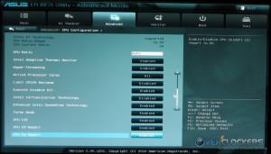 Advanced / CPU Configuration II