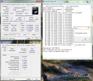 SuperPi 1M @ 4707 MHz