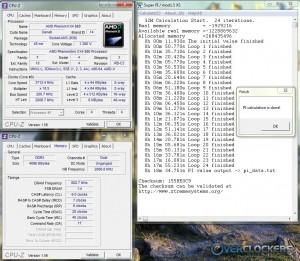 RAM Timings As Tested