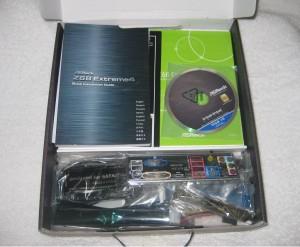 Asrock Z68 Extreme4 Box Inside