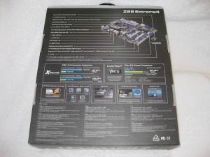 Asrock Z68 Extreme4 Box Rear