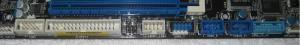 Bottom headers (USB/1394/Audio/Front panel power/reset/hdd etc)