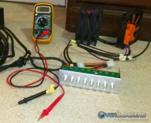 Testing the Lamptron FC8