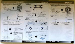Final part of instruction sheet