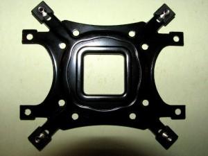 Multi-platform backplate