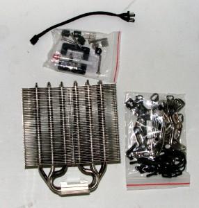 Heatsink and hardware