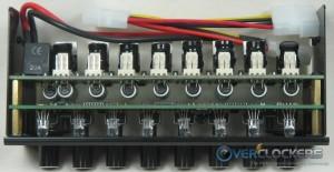 Lamptron FC8 Black Electronics