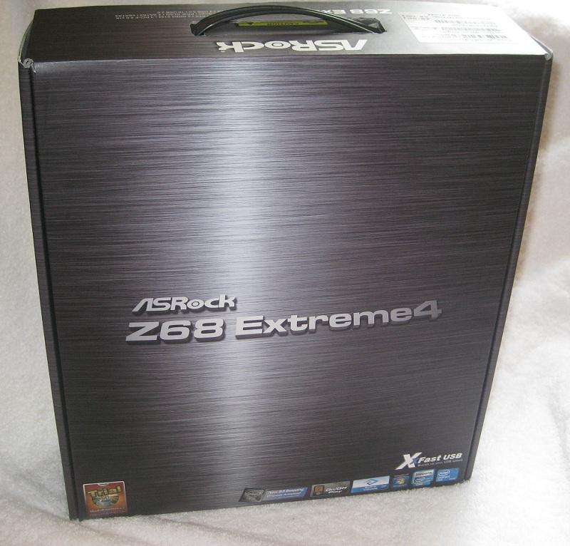 Asrock Z68 Extreme4.